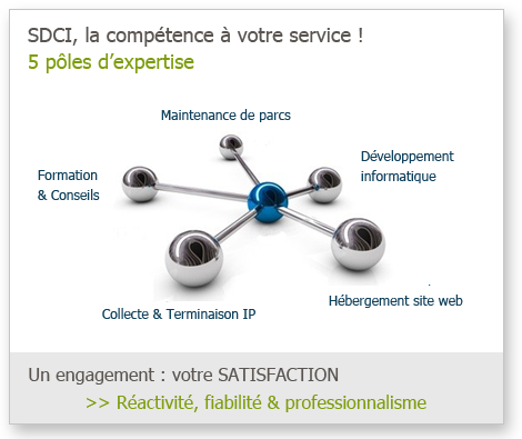 Pôles Expertise